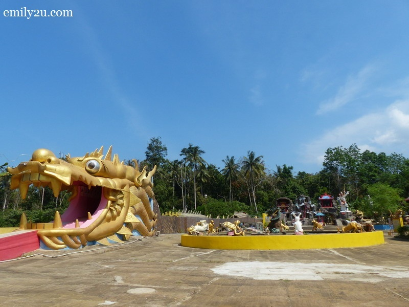 8. the compound of Lao Zi Temple