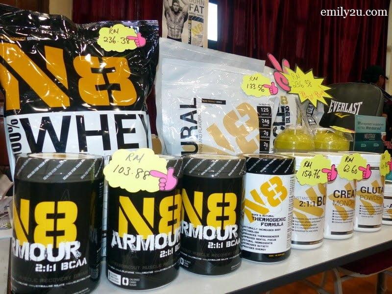 9. bodybuilding nutrition & supplements