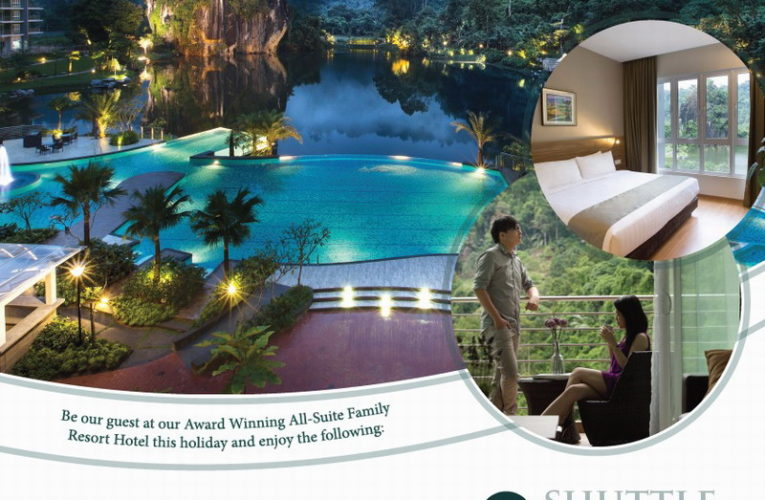 Have a 'Royal' Retreat at The Haven Resort, Ipoh