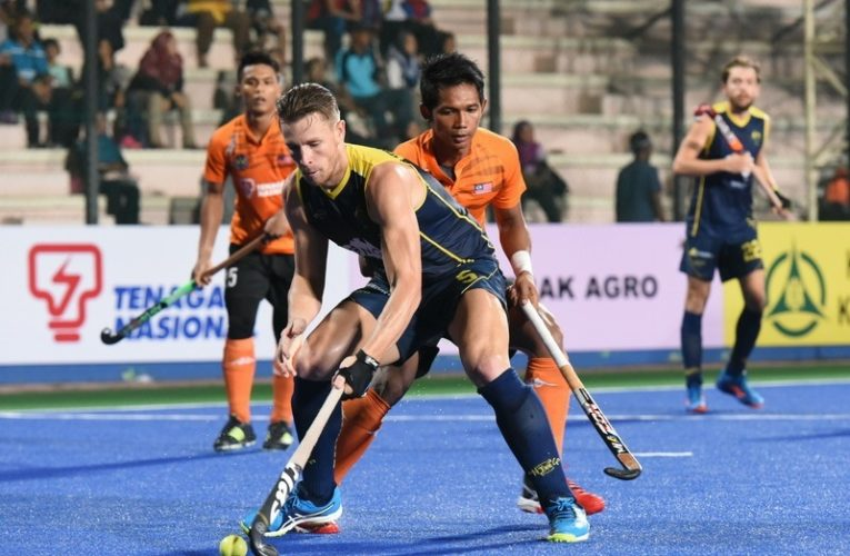 2017 Sultan Azlan Shah Cup: Day 2 Photo Gallery