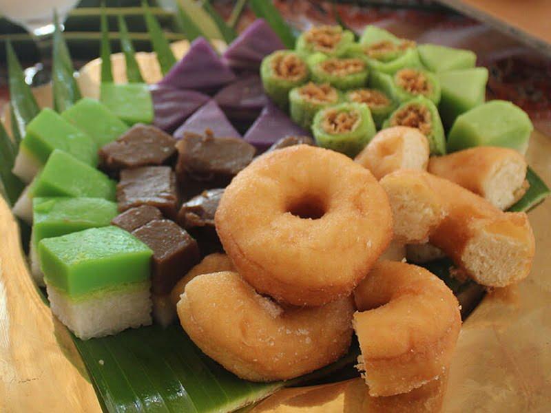10. Malay kuih-muih