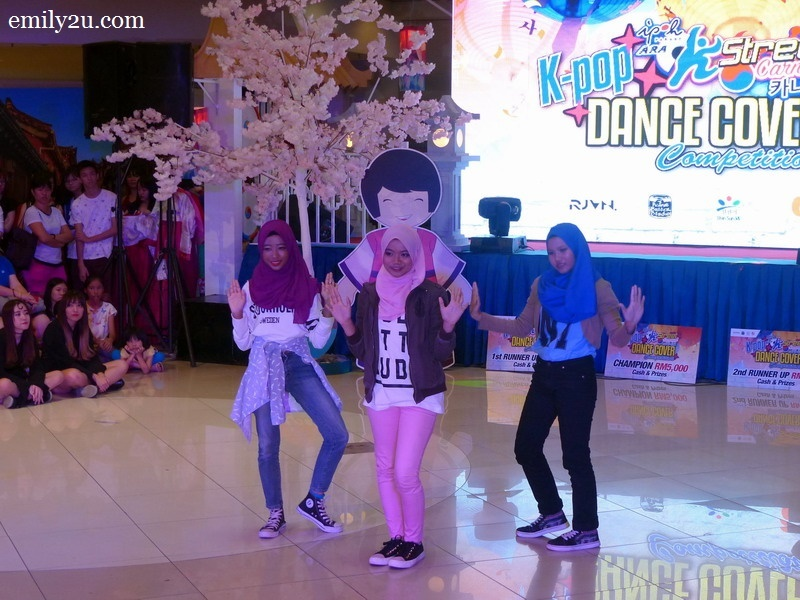 K-Pop Dance Cover Competition | From Emily To You