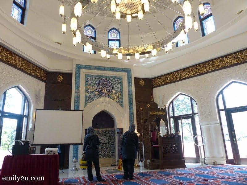 12. Masjid Istana Diraja, Istana Alam Shah