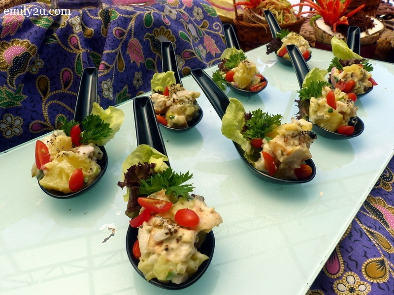13. potato salad