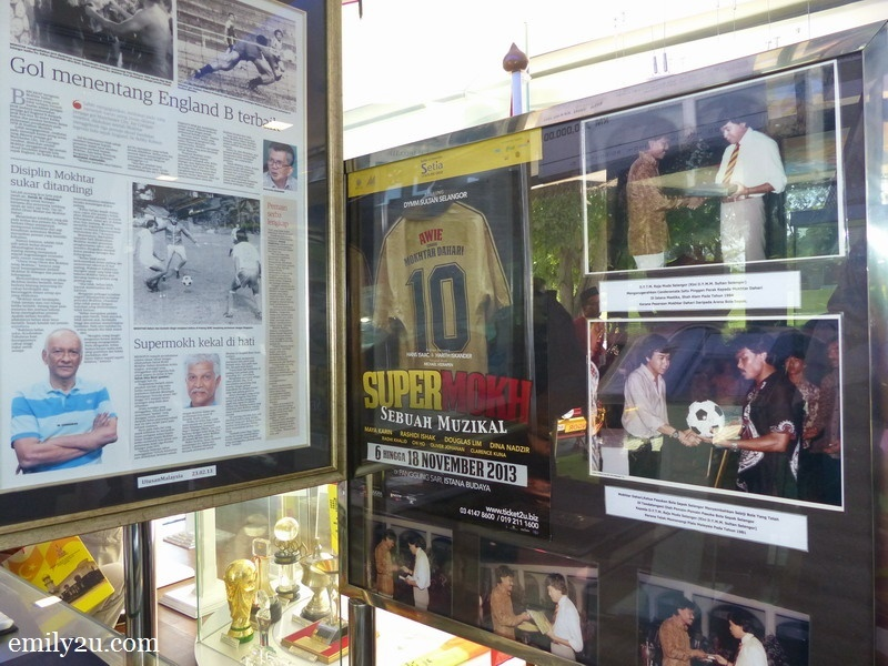 15. Selangor Football Gallery