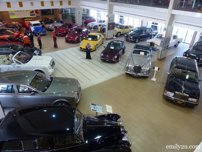 16. Royal Automobile Gallery