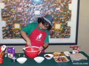 2 Danish Harraz Red Kitchen