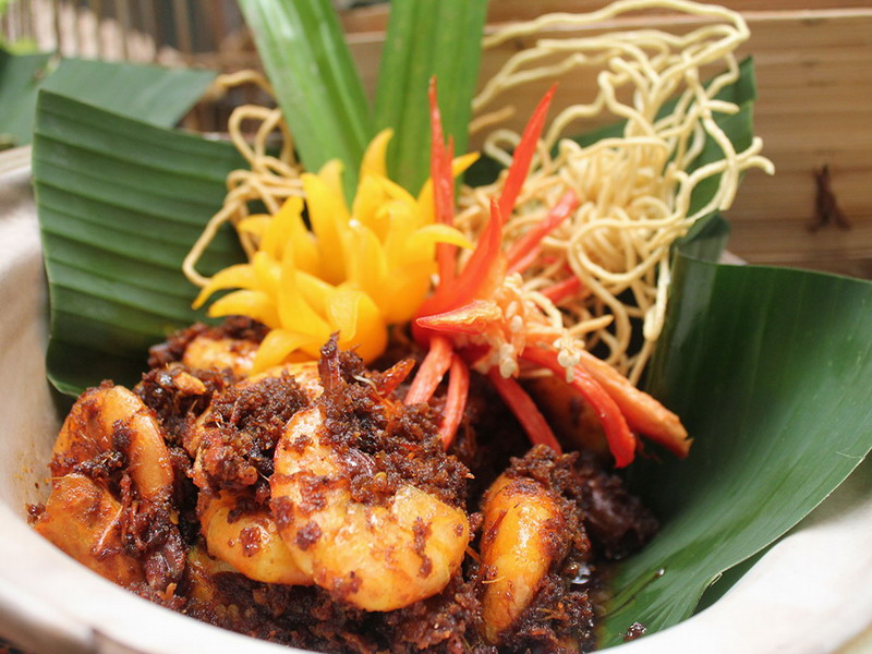 2. udang kerutub Kelantan