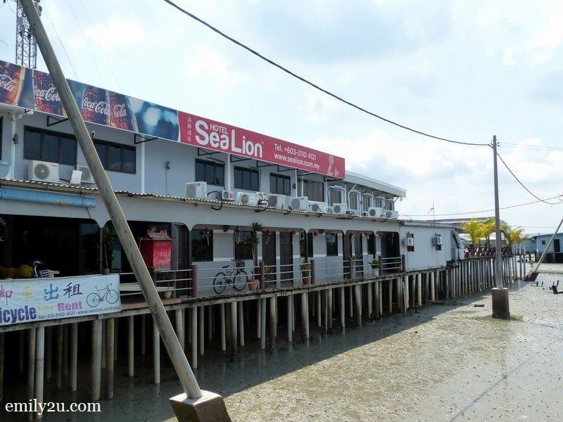 2. Hotel Sea Lion, Pulau Ketam
