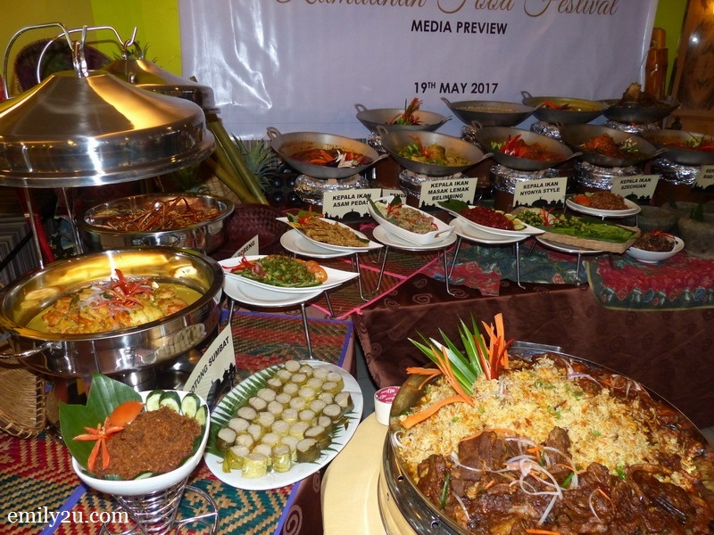 2. highlights of the buka puasa menu at Impiana Hotel Ipoh