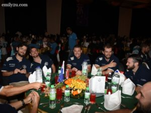2 Sultan Azlan Shah Cup Official Dinner