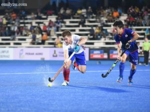 3 Sultan Azlan Shah Cup