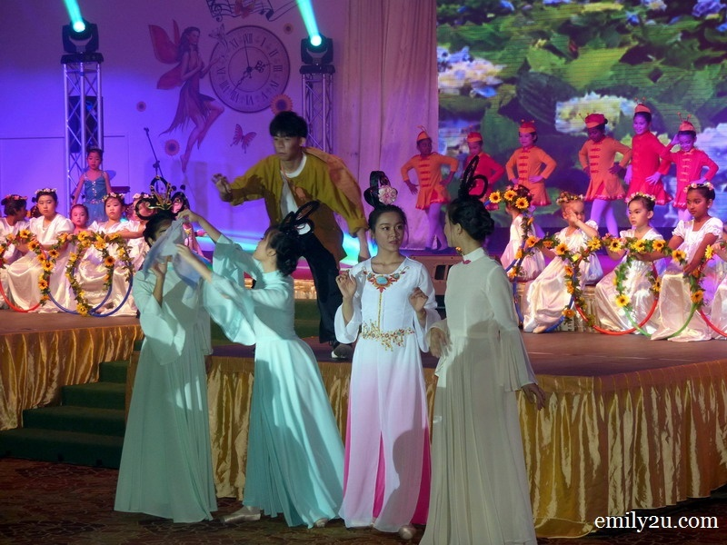 4. the Butterfly Lovers, one of four great folklore of China