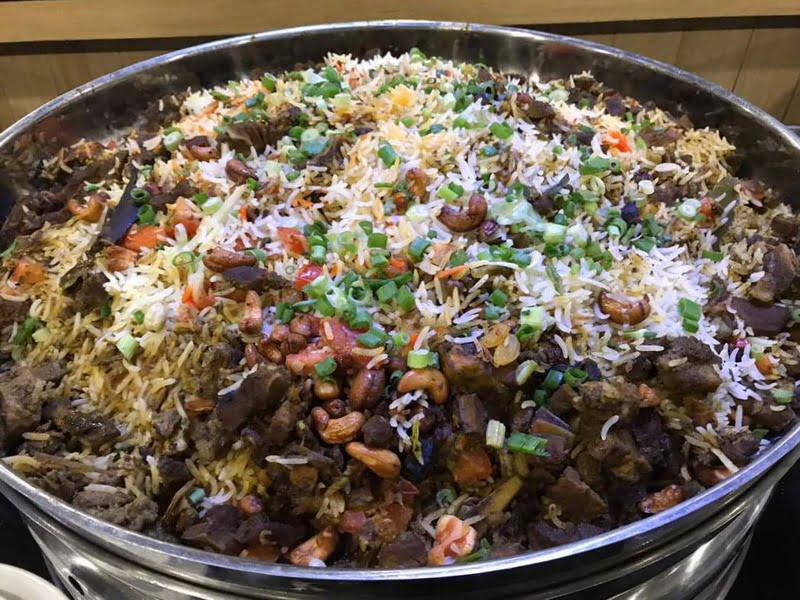4. rice dish