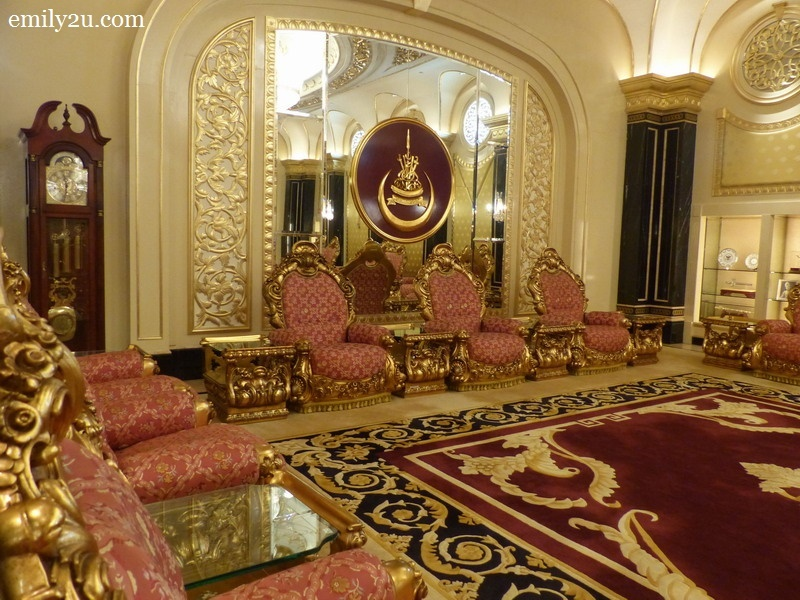 Private Tour Of Istana Alam Shah Official Palace Of The