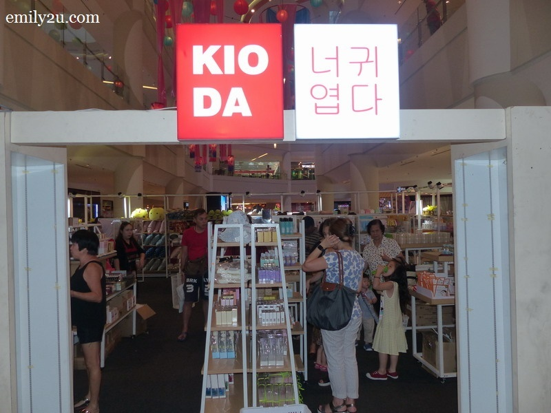 4. Kioda - leading Korean concept store