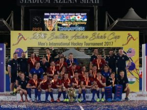4 Sultan Azlan Shah Cup