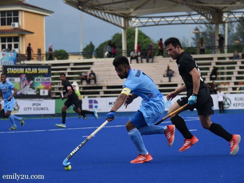 4. India vs. New Zealand