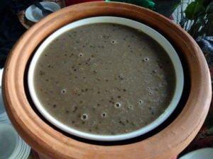 4 bubur kacang hijau