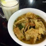 4 traditional soup pan mee
