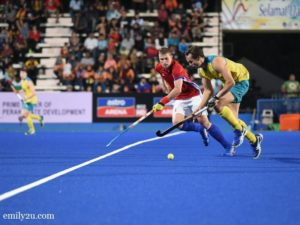 5 Great Britain hockey