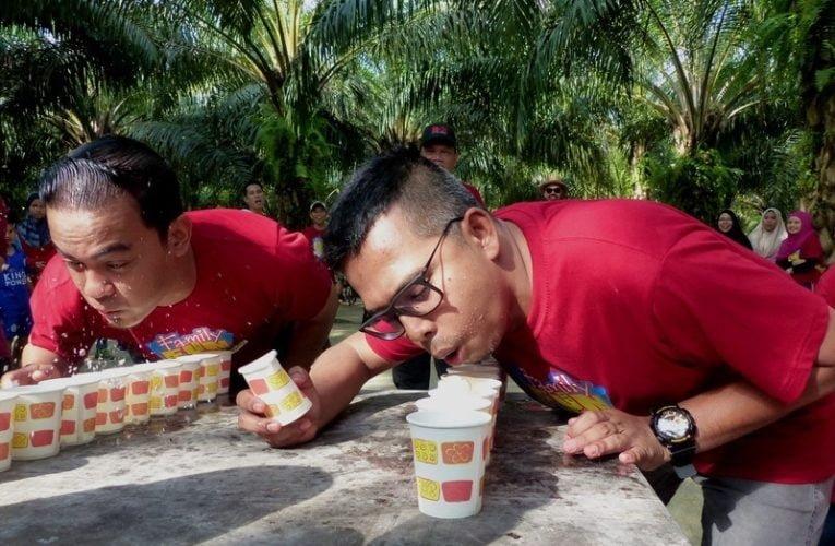 Perak Media Sports & Welfare Club Family Fun Day @ Sahom Valley