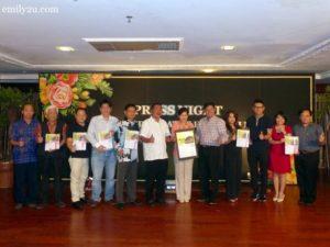 5 Perak Press Night