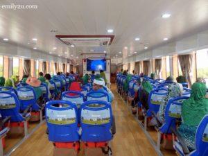 5 Pulau Ketam ferry services