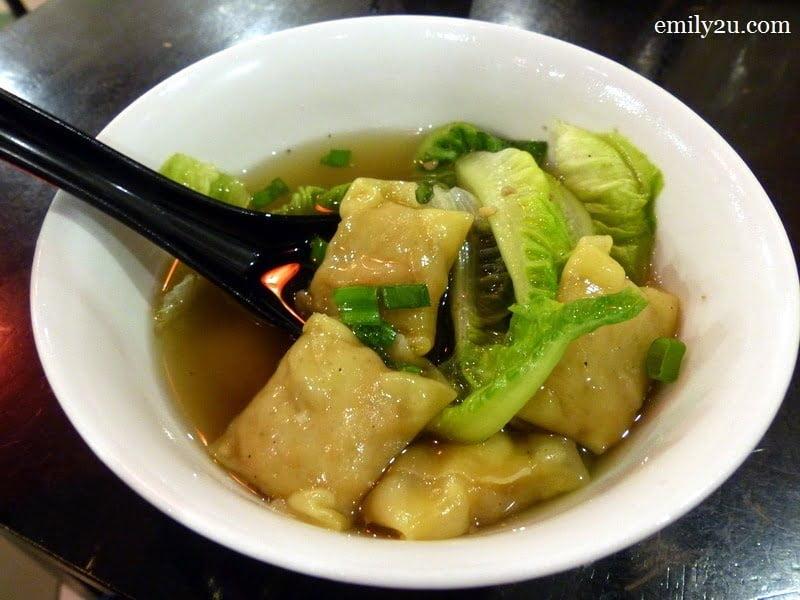 5. shrimp dumpling at RM7.90 nett