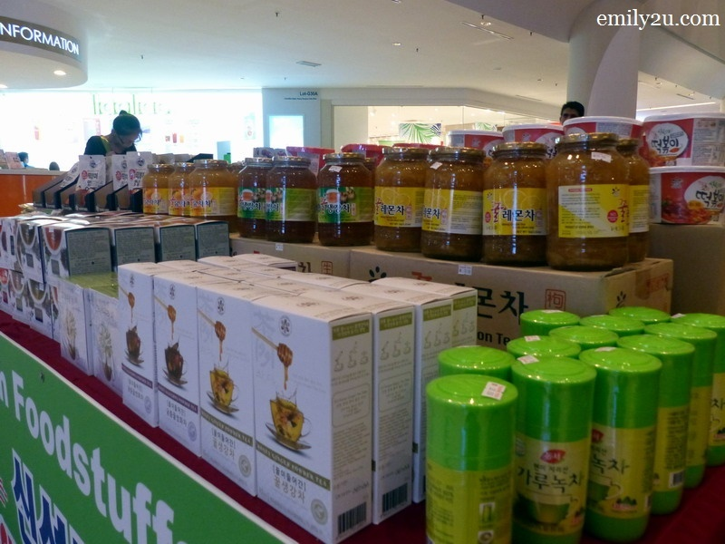6. fair priced authentic Korean products are now available in Ipoh