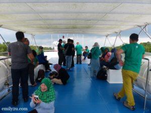 6 Pulau Ketam ferry services