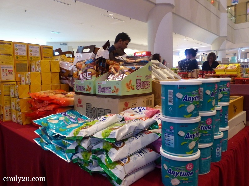 7. fair priced authentic Korean products are now available in Ipoh
