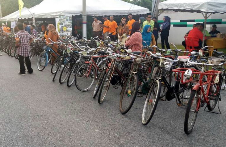 Ipoh Car-Free Day: Triple Themes of Ipoh City Day, Mother's Day & Teachers' Day