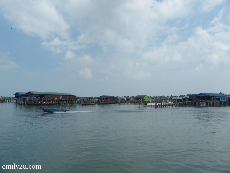 8. a glimpse of Pulau Ketam