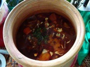 8 kambing stew