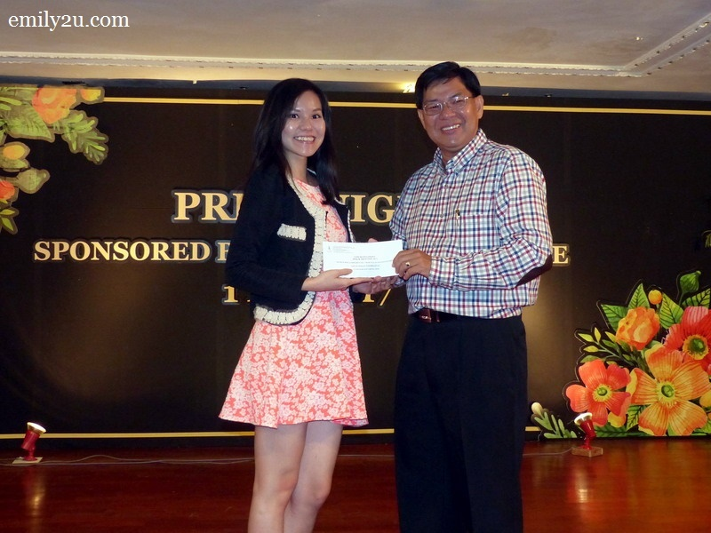 9. The Star's Amanda Yeap wins the grand prize