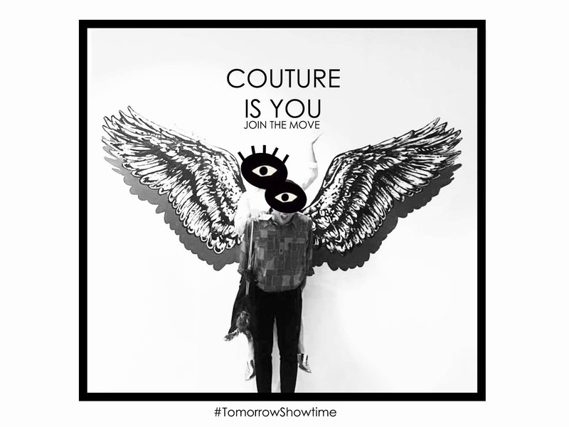 Tomorrow Couture Is You