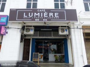 1 Cafe Lumiere Kuala Selangor