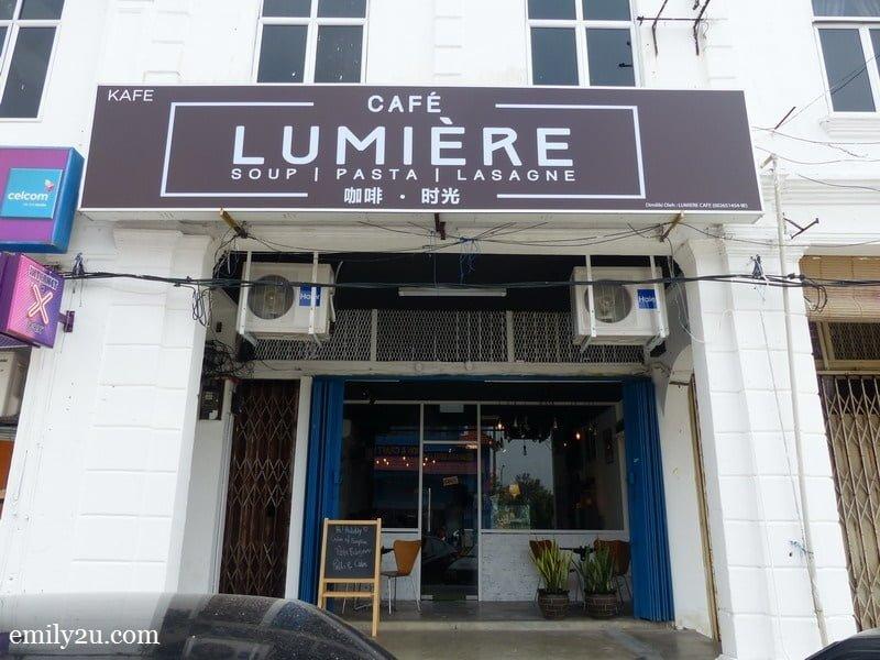 1. Café Lumière, Kuala Selangor
