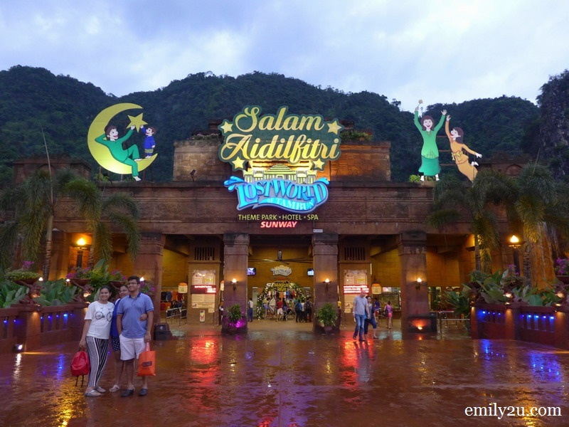 1. Lost World of Tambun