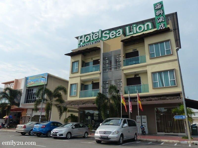 1. Sea Lion Firefly Concept Hotel, Kuala Selangor