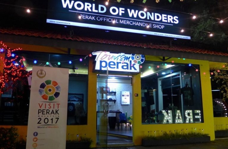 Perak World of Wonders Official Merchandise Shop