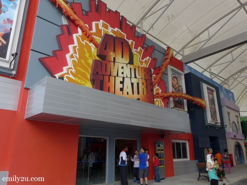 10. 4D Adventure Theatre
