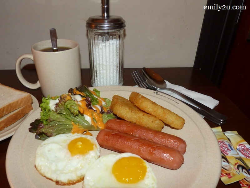 11. breakfast set