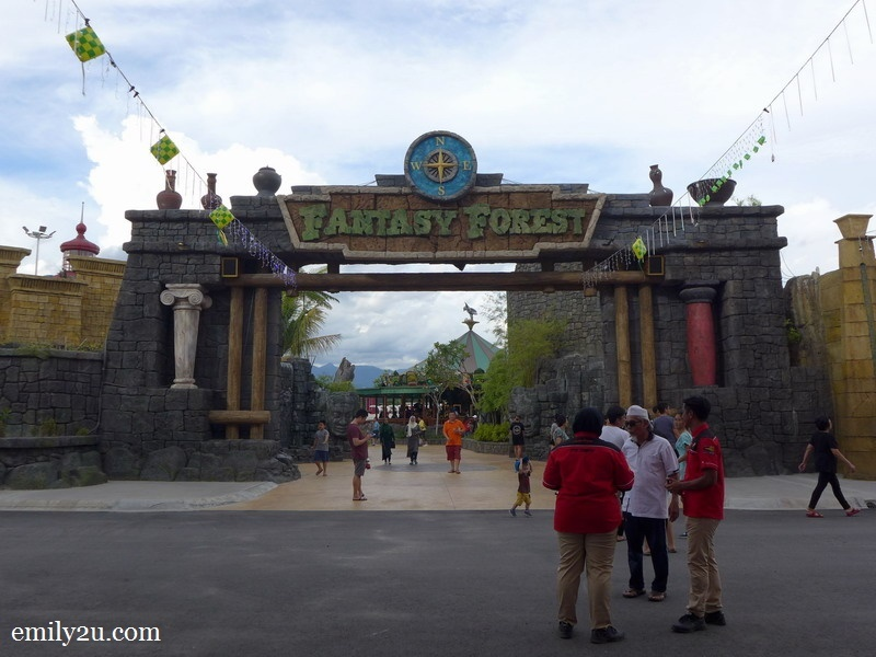 13. entrance to Fantasy Forest