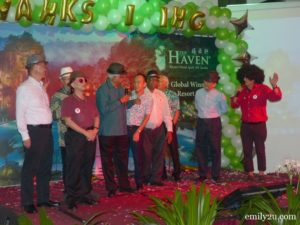 15 The Haven Thanksgiving Party