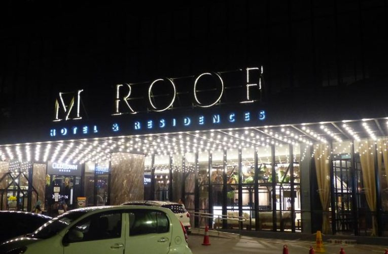 M Roof Hotel & Residences, Ipoh