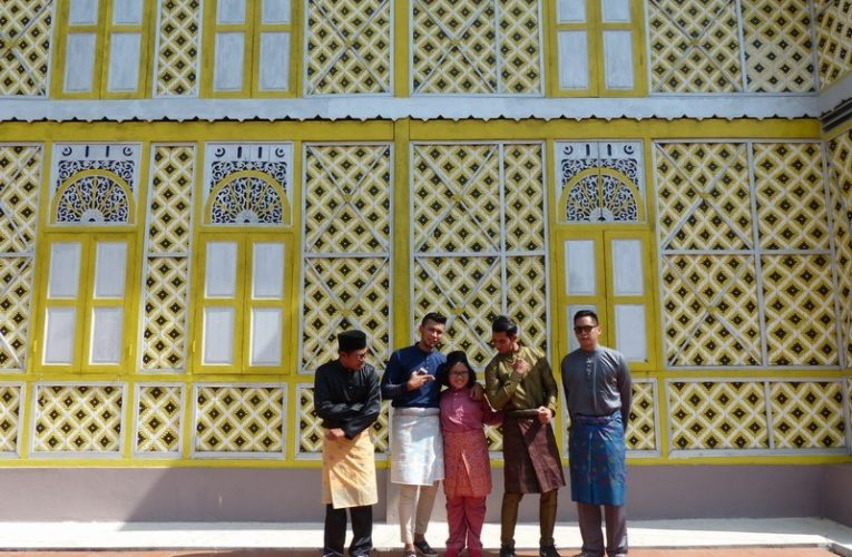Masjid Ihsaniah Iskandariah, Padang Rengas, Perak
