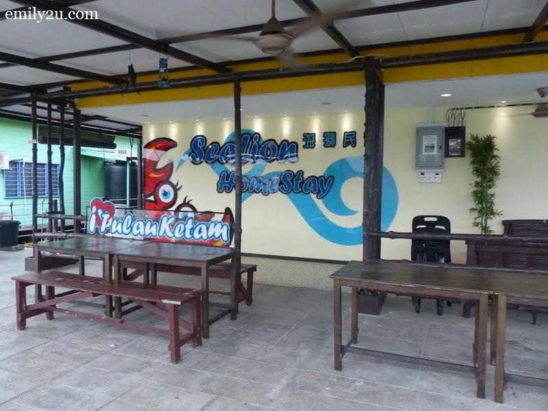 2. Sea Lion HomeStay, Pulau Ketam
