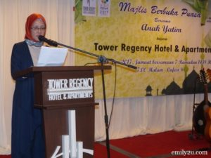 2 Tower Regency Hotel Ramadan CSR